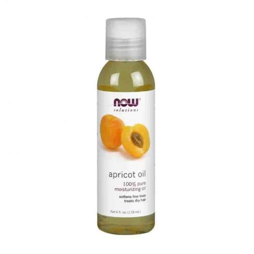 Now Foods, 100% Pure Apricot Kernel Oil, 118ml