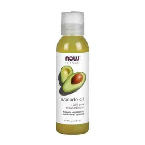 Now Foods, 100% Pure Avocado Oil, 118ml