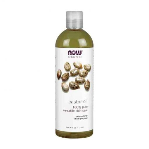 Now Pure Castor Oil