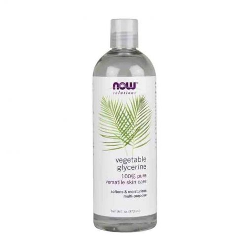 Now Foods, Vegetable Glycerine, 473ml