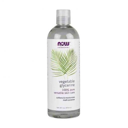 Now Foods, Vegetable Glycerine, 473ml