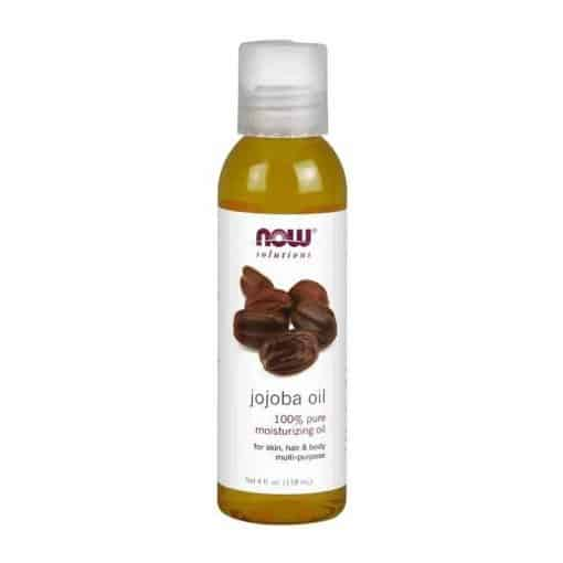 Now Foods, 100% Pure Jojoba Oil, 118ml