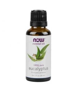 Now Foods, 100% Pure Eucalyptus Essential Oil, 30ml