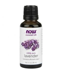 Now Foods, 100% Pure Lavender Essential Oil, 30ml