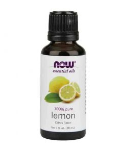 Now Foods, 100% Pure Lemon Essential Oil, 30ml