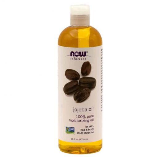 Now Foods, 100% Pure Jojoba Oil, 473ml
