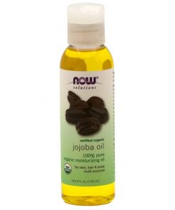 Now Foods, Organic Jojoba Oil, 118ml