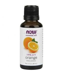 Now Foods, 100% Pure Orange Essential Oil, 30ml