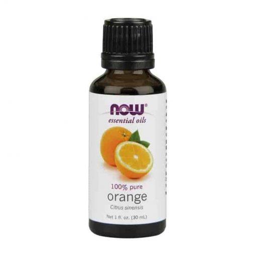 Now Foods, 100% Pure Orange Essential Oil, 30ml