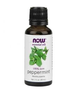 Now Foods, 100% Pure Peppermint Essential Oil, 30ml