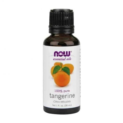 Now Foods, 100% Pure Tangerine Essential Oil, 30ml