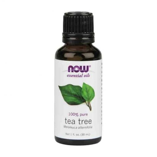 Now Foods, 100% Pure Tea Tree Essential Oil, 30ml