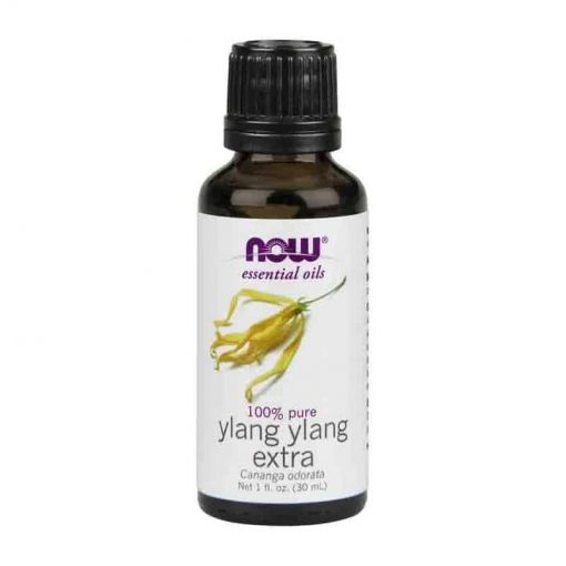 Now Foods, 100% Pure Ylang Ylang Extra Essential Oil, 30ml