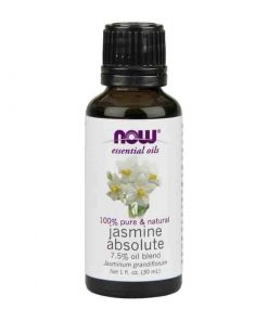 Now Foods, Jasmine Absolute Essential Oils Blend, 30ml
