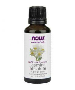 Now Foods, Jasmine Absolute Essential Oils Blend, 30ml