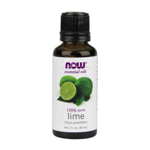 Now Foods, 100% Pure Lime Essential Oil, 30ml
