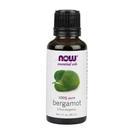 Now Foods, 100% Pure Bergamot Essential Oil, 30ml