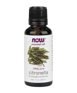 Now Foods, 100% Pure Citronella Essential Oil, 30ml