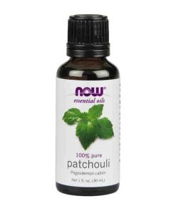 Now Foods, 100% Pure Patchouli Essential Oil, 30ml