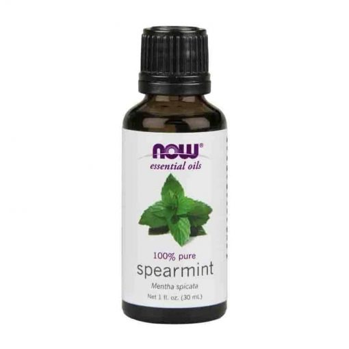 Now Foods, 100% Pure Spearmint Essential Oil, 30ml