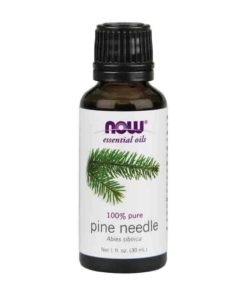 Now Foods, 100% Pure Pine Needle Essential Oil, 30ml