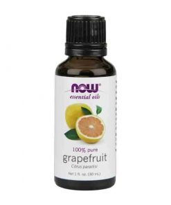 Now Foods, 100% Pure Grapefruit Essential Oil, 30ml