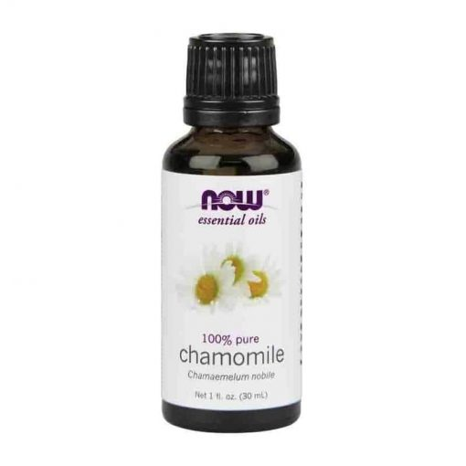 Now Foods, 100% Pure Chamomile Essential Oil, 30ml