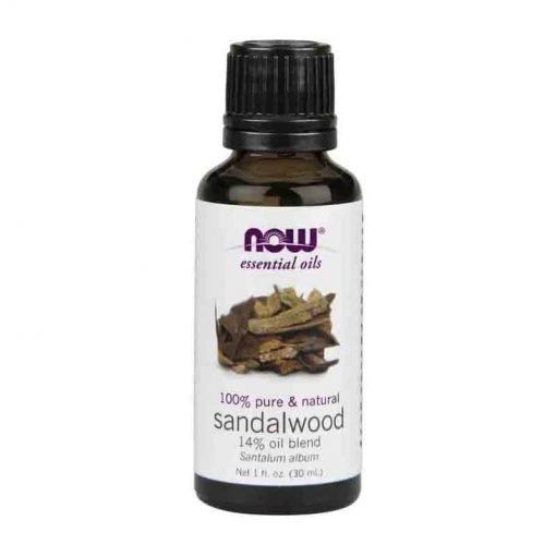 Now Foods, Sandalwood Essential Oil Blend , 30ml