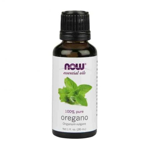 Now Foods, 100% Pure Oregano Essential Oil, 30ml