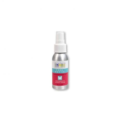 Aura Cacia, Cool Hottie Aromatherapy Mist Spray