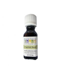 Aura Cacia, Pure Carrot Seed Essential Oil, 15ml