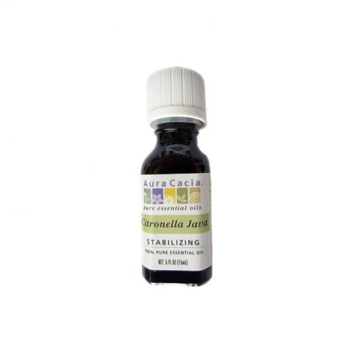 Aura Cacia, Pure Citronella Java Essential Oil, 15ml