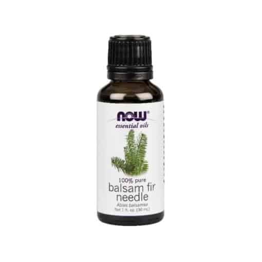 NOW, 100% Pure Balsam Fir Needle Essential Oil, 30ml