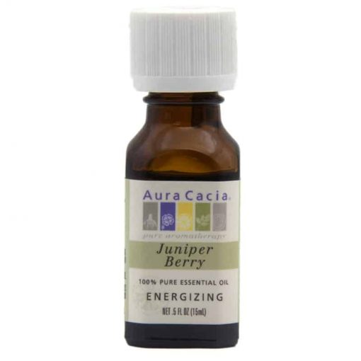 Aura Cacia Juniper Berry Essential Oil