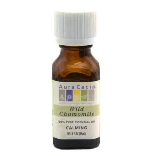 Aura Cacia Wild Chamomile Essential Oil