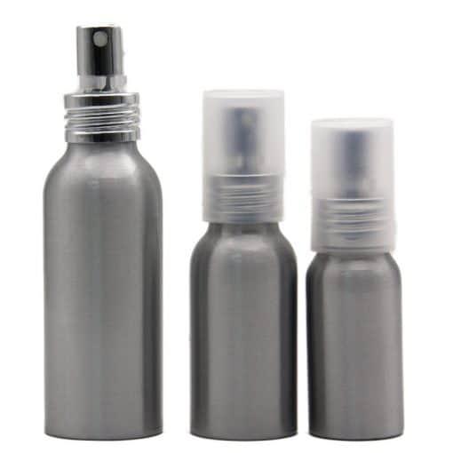 Aluminum Mist Spray Bottle