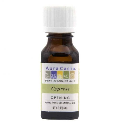 Aura Cacia Cypress Essential Oil