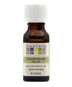 Aura Cacia Cardamon Seed Essential Oil
