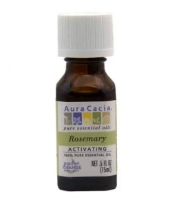 Aura Cacia Rosemary Essential Oil