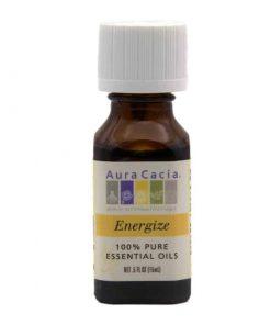 Aura Cacia Energize Essential Oils Blend