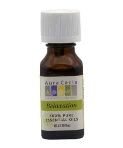 Aura Cacia Relaxation Essential Oils Blend