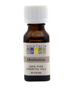 Aura Cacia Meditation Essential Oils Blend