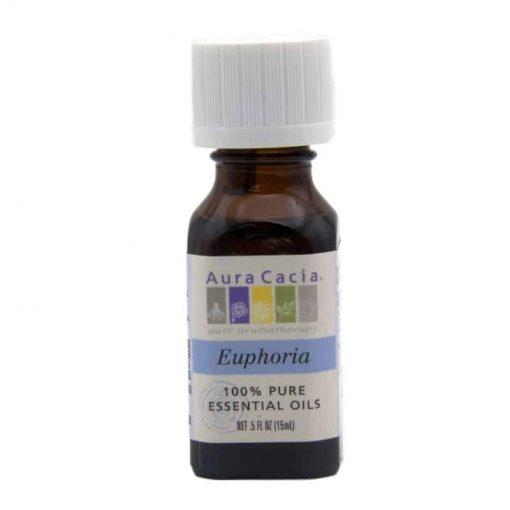 Aura Cacia Euphoria Essential Oils Blend