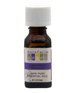 Aura Cacia Lavender Harvest Essential Oils Blend