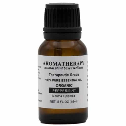 Aromatherapy Peppermint Oil, Organic