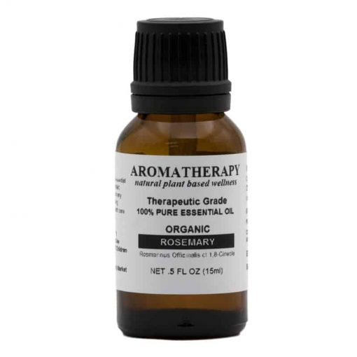 Aromatherapy Rosemary Essential Oil, Organic