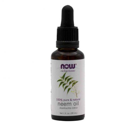 Now Foods, 100% Pure Neem Oil, 30ml
