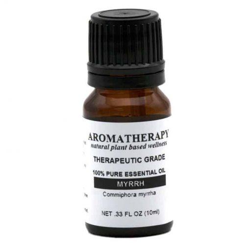 Aromatherapy Myrrh Essential Oil