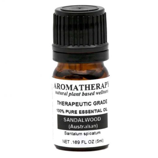 Aromatherapy Pure Sandalwood Essential Oil