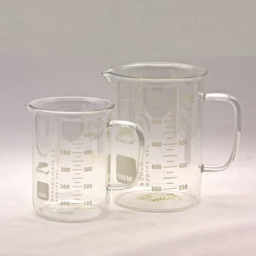 Glass measuring cup 500ml